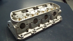BES Racing Engines - BES / Edelbrock Glidden Victor II SBF Heads