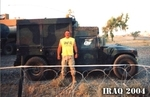 Gary Carpenter: Hummer - Somewhere in Iraq