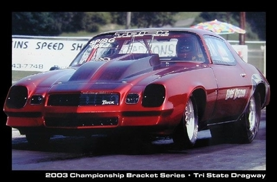 "Joe Lavery: '78 Camaro ""Kandy Kreation"" - 598 BB Chevy"