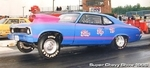 "Tim Turner Racing: '68 Nova ""Blu By U"" - 434 SB Chevy"