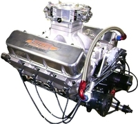 611 CID 1200 HP Naturally Aspirated BBC Conventional Headed Class Motor