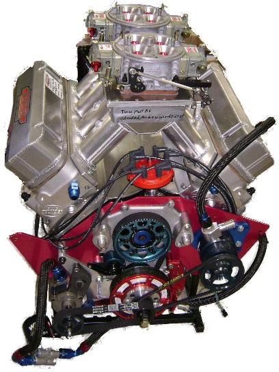 Big Block Ford Custom Class Motor – BES Racing Engines