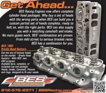 Clint Lonon's 434 SBF Nitrous Motor – BES Racing Engines