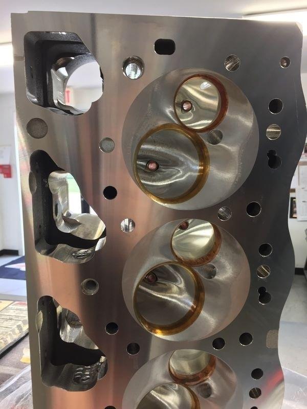 Bes Edelbrock Big Victor 3 Heads Bes Racing Engines