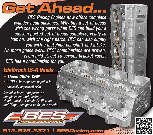 Clint Lonon's 434 SBF Nitrous Motor – BES Racing Engines