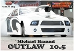 2008 Outlaw 10.5 Mustang - 620 NOS BBF