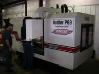 Rottler P-69 CNC Mill