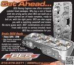 BES Racing Engines - Current Ads