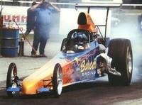 John & Ray Barcol: Dragster - 598 BB Chevy