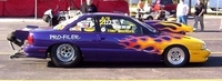 BES Racing: '96 Olds Achieva - 645 BB Chevy