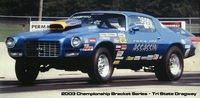 "Jim Wiebell: Camaro ""Finish Line Assassin"" - 355 SB Chevy"